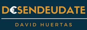 D€SENDEUDATE logo